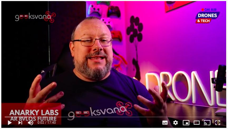 Interview with Geeksvana